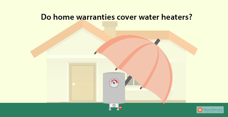 home warranty water heater