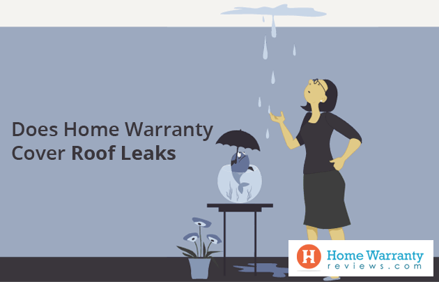 Does Home Warranty Cover Roof Leaks