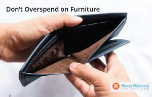 Don't Overspend on Furniture