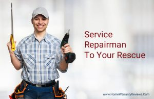 Know your service repairman to maintain your home appliance