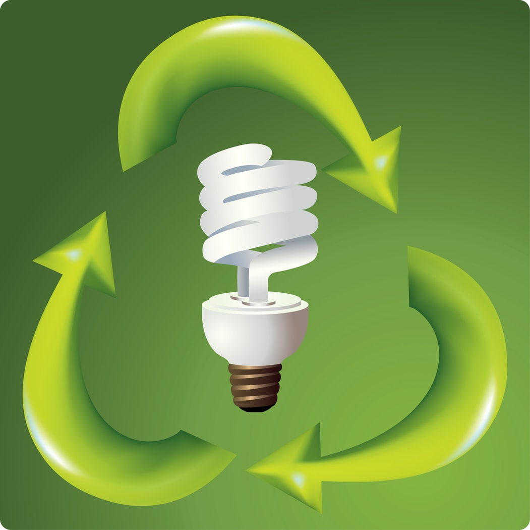 10 easy ways to save energy in your home Efficient light bulbs