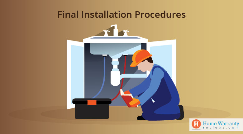 Final Installation Procedures