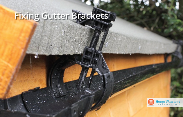 Fixing Gutter Brackets