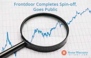 Frontdoor Completes Spin-off, Goes Public