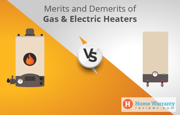 Gas Versus Electric Heaters: Merits and Demerits