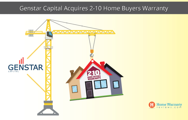 Genstar Capital Acquires 2-10 Home Buyers Warranty