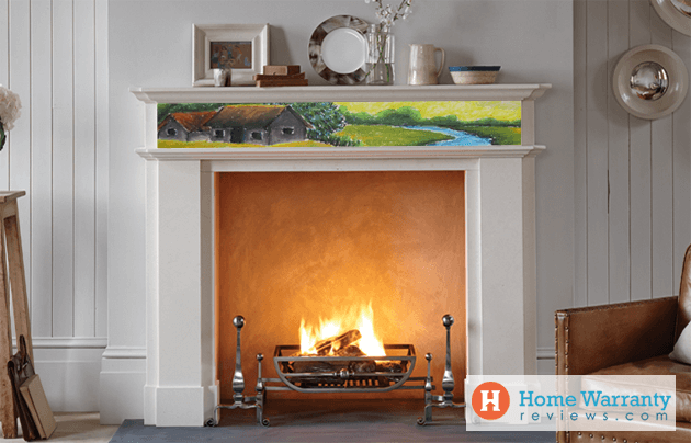 diy fireplace updates to do on a budget