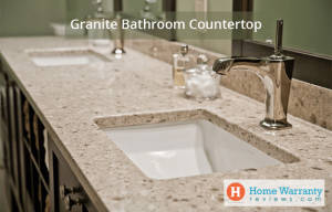 granite bathroom countertops pros and cons