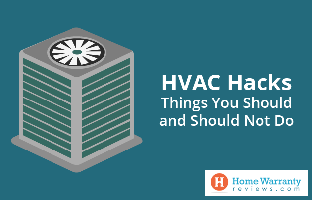 DIY HVAC Hacks