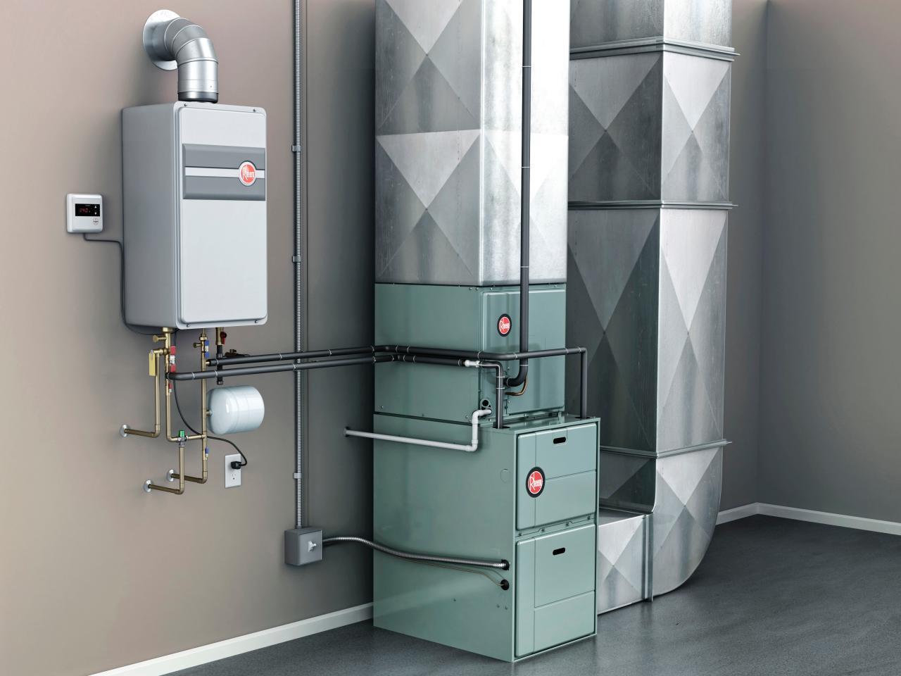 maintenance of HVAC