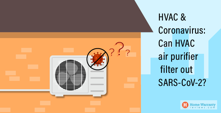 HVAC & Coronavirus: Can HVAC air purifier filter out SARS-CoV-2?