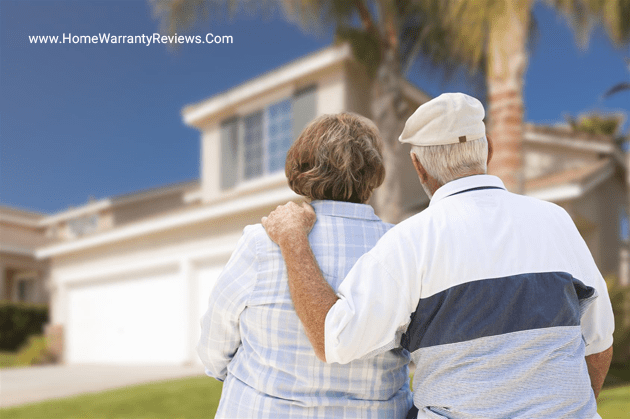 Home Warranty Reviews and home warranty benefits for the Aged