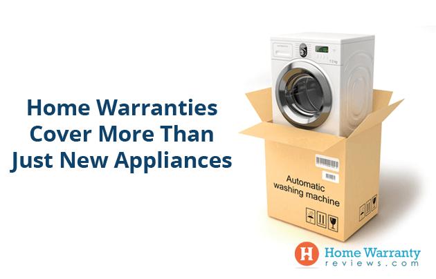 HWR Home Warranty New Appliances