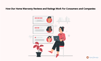How do Our Home Warranty Reviews and Ratings work For Consumers and Companies?