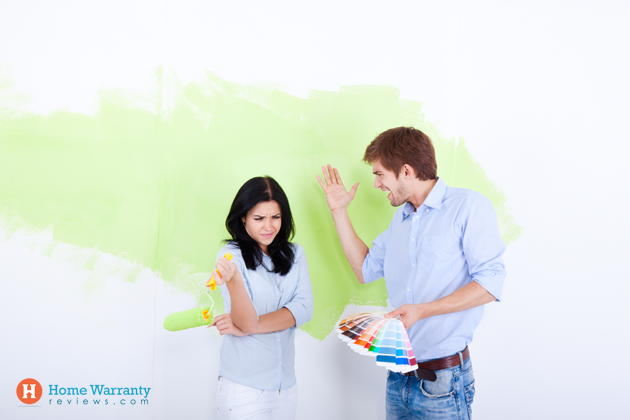 How to Survive Home Renovation & Not Annoy Your Spouse?