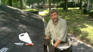 How to clean gutters & downspouts