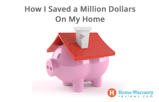 How I Saved a Million Dollars On My Home