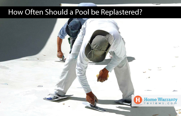 How Often Should a Pool be Replastered?