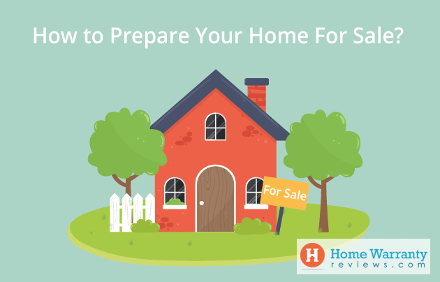 Preparing Your Home For Sale - A Step-by-Step Guide