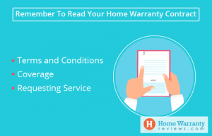 How to Read Your Home Warranty Contract