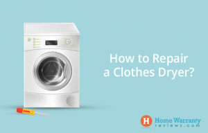 How to Repair a Clothes Dryer