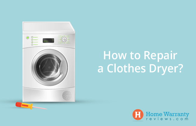 How to Repair a Clothes Dryer?