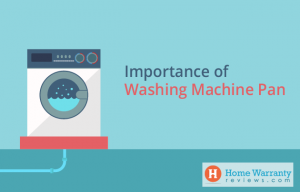 Importance of Washing Machine Pan