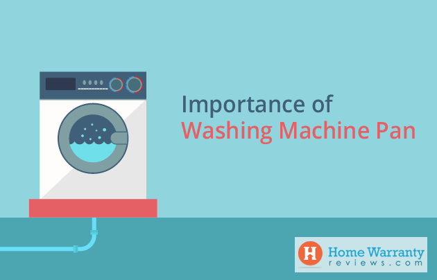 Importance of Washing Machine Drain Pan
