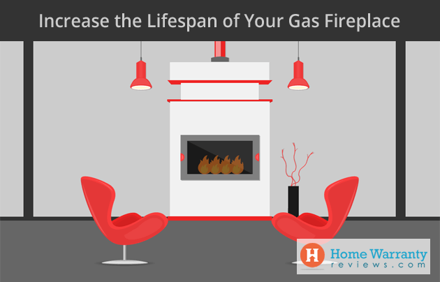 Increase the Lifespan of Your Gas Fireplace