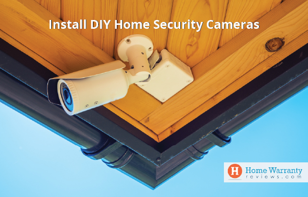 Install DIY Home Security Cameras