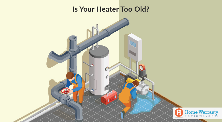 Is Your Heater Too Old?