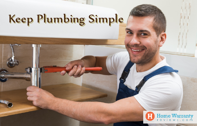 Keep Plumbing Simple