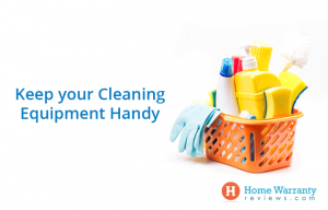 cleaning your home tips
