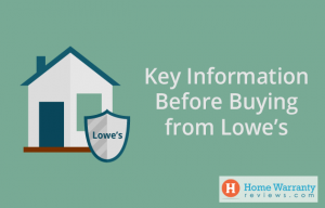 Key Information you need to know before buying from Lowe's