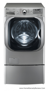 LG Washing Machine Recommended By HomeWarrantyReviews.com