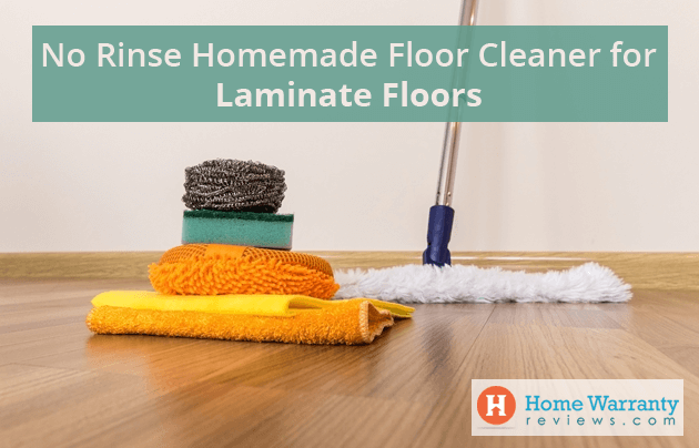 homemade floor cleaner for laminate