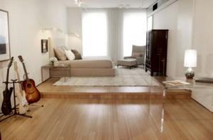 Loft Small Apartment Decorating Tips