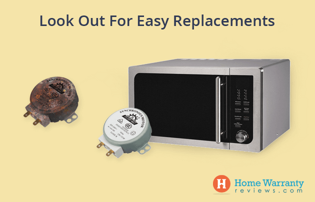 Look Out For Easy Replacements