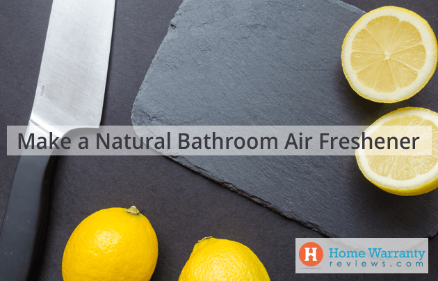 Make a Natural Bathroom Air Freshener