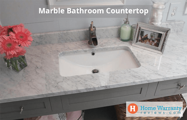 Marble Bathroom Countertop Pros And Cons