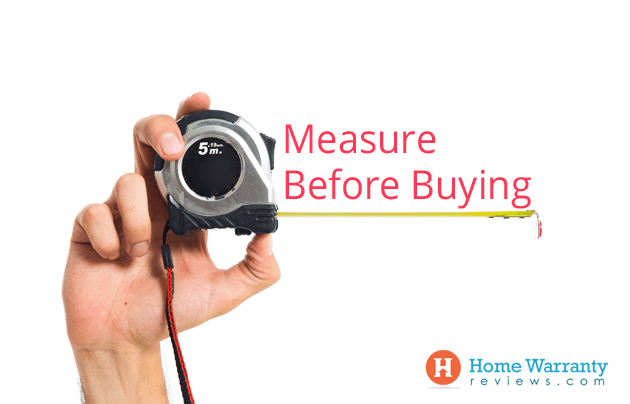 measure before buying