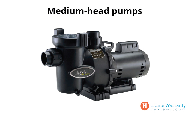 Medium head pumps