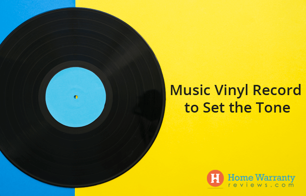 Music Vinyl Records to Set the Tone