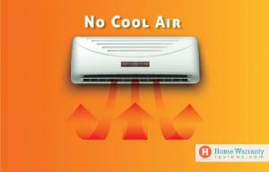 No Cool Air