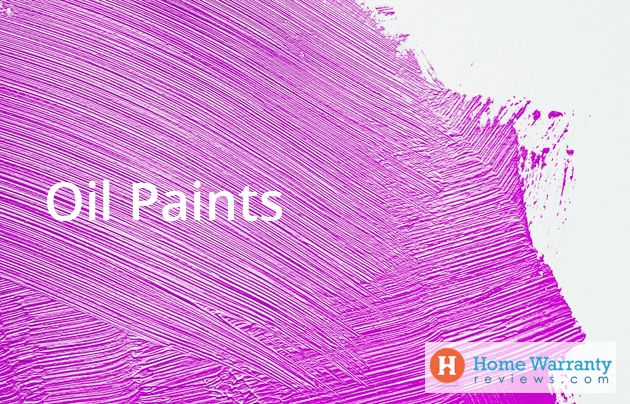 Oil exterior paints