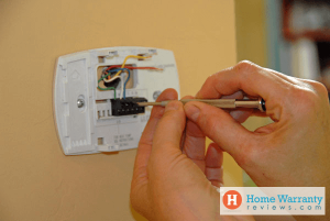 Remove the Old Thermostat