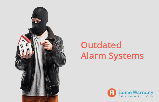 outdated alarm systems