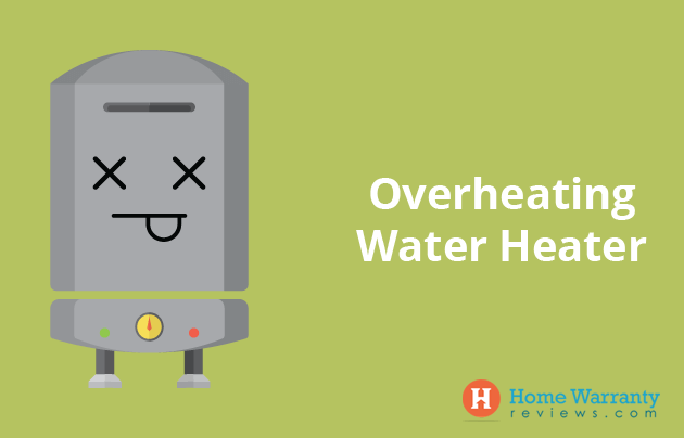 Overheat Water Heater Appliances