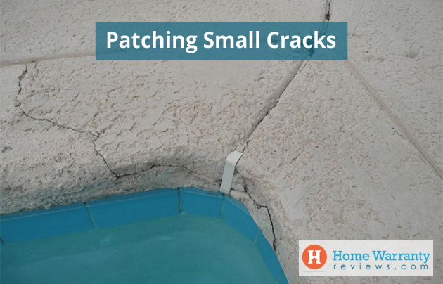 Patching Small Cracks