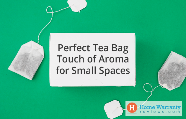 Perfect Tea Bag Touch of Aroma for Small Spaces